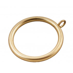 Plain Ring for  1 1/2 inch  curtain rod