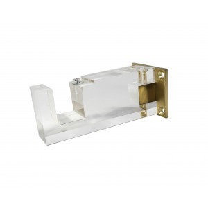Rectangular Acrylic Bracket