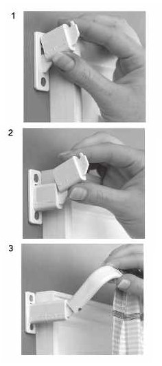 Curtain Rod Extender Bracket Kit By Kirsch Basicq Inc