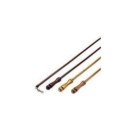 Wood wand 49 inches long for wooden curtain rod